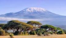 Tanzania Machame Route