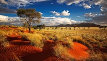 Red Sands of Namibia