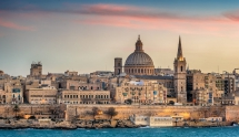 Italy and Malta