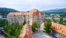 The Czech UNESCO Listed Towns