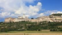 Pilgrim's Path in Italy