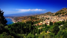 Charming Sicily, Volcanos and Islands