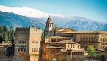 9 Days Tour Granada with Mediterranean Coast - Barcelona & Madrid