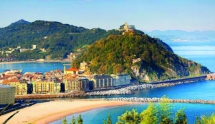 8 Days Basque Country (Bus +Train)