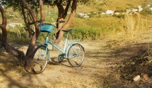 Cycle tour in Northern Spain