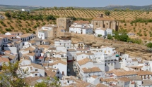 Cycle tour of Andaluia